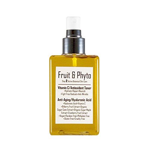 Fruit & Phyto Vitamin C Anti-Oxident Toner