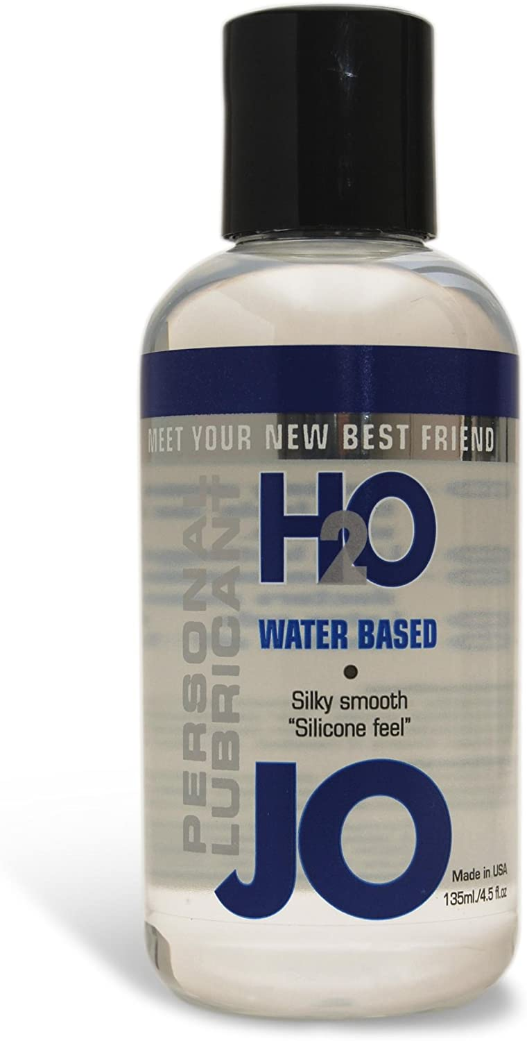 Jo Personal Lube H20 4.5Oz (Package of 4)