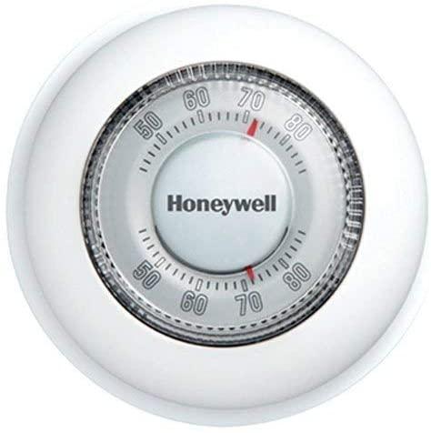 Honeywell Heat T87K1007 Thermostat (2 Pack), wHITE