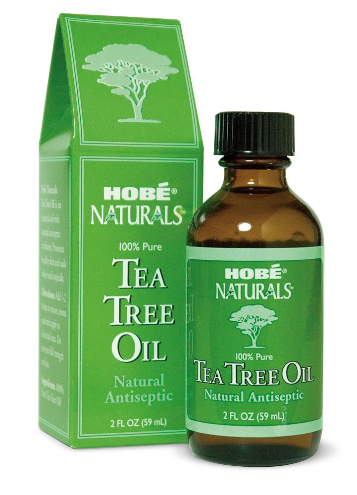 Hobe Naturals Tea Tree Oil, 2-Fluid Ounce