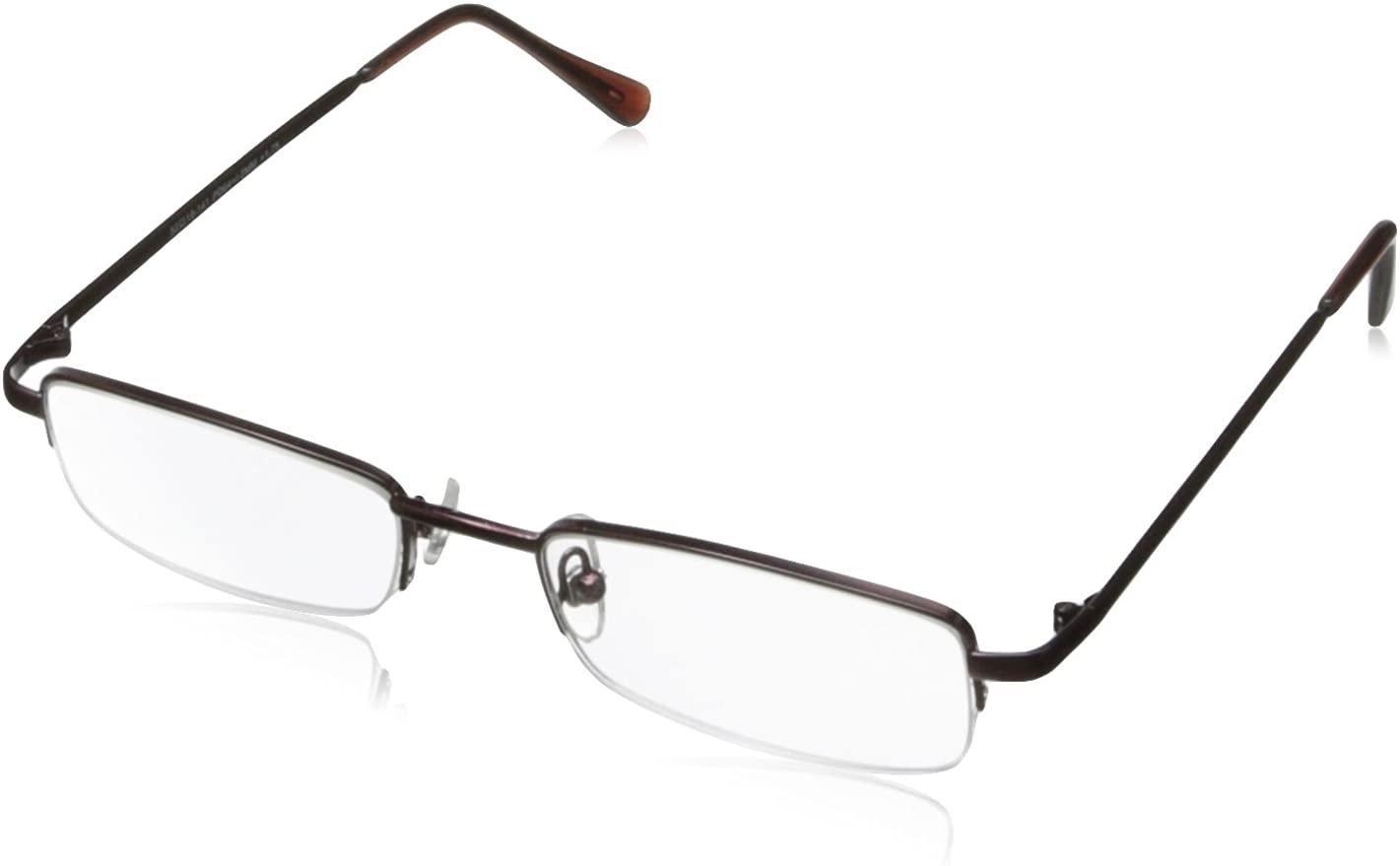 Foster Grant Women's Hope Rectangular Reading Glasses
