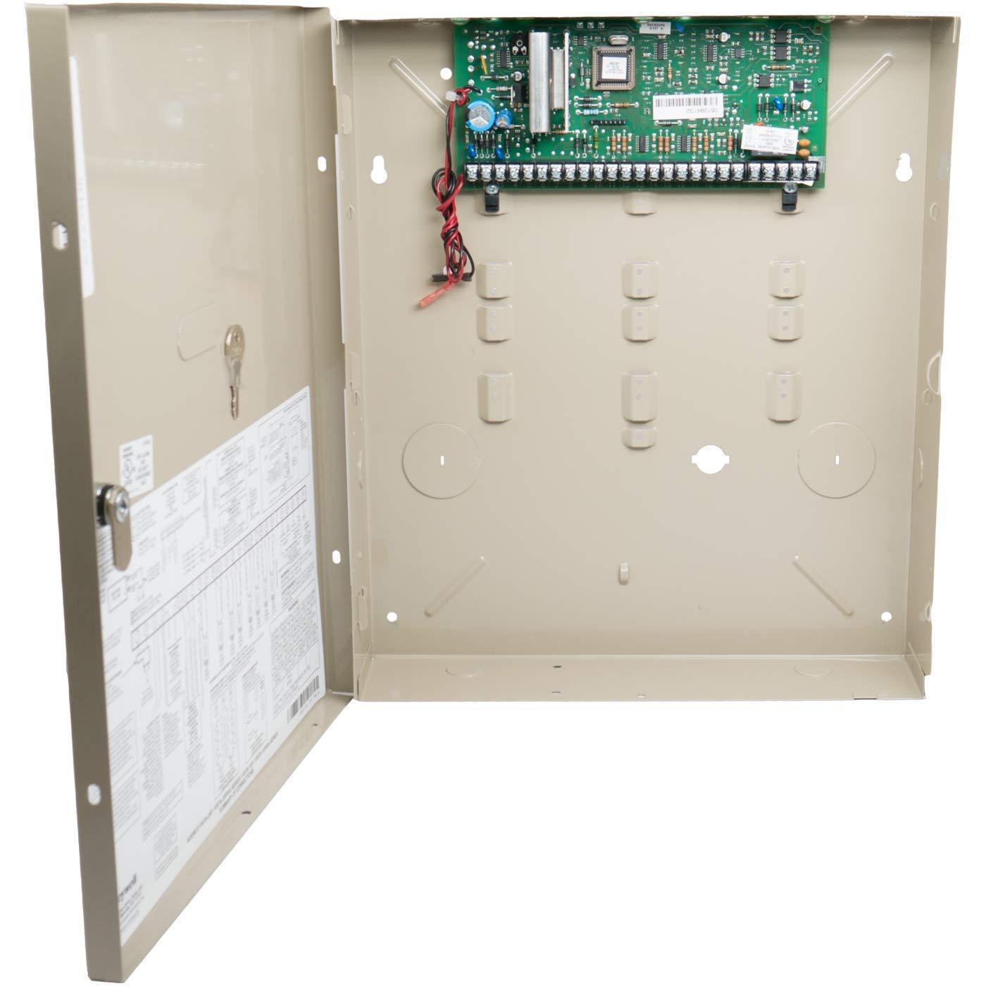 Honeywell VISTA-20P Ademco Control Panel, PCB in Aluminum Enclosure