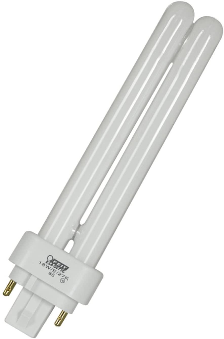 Feit Electric PLD18E 18-Watt Fluorescent PL Bulb