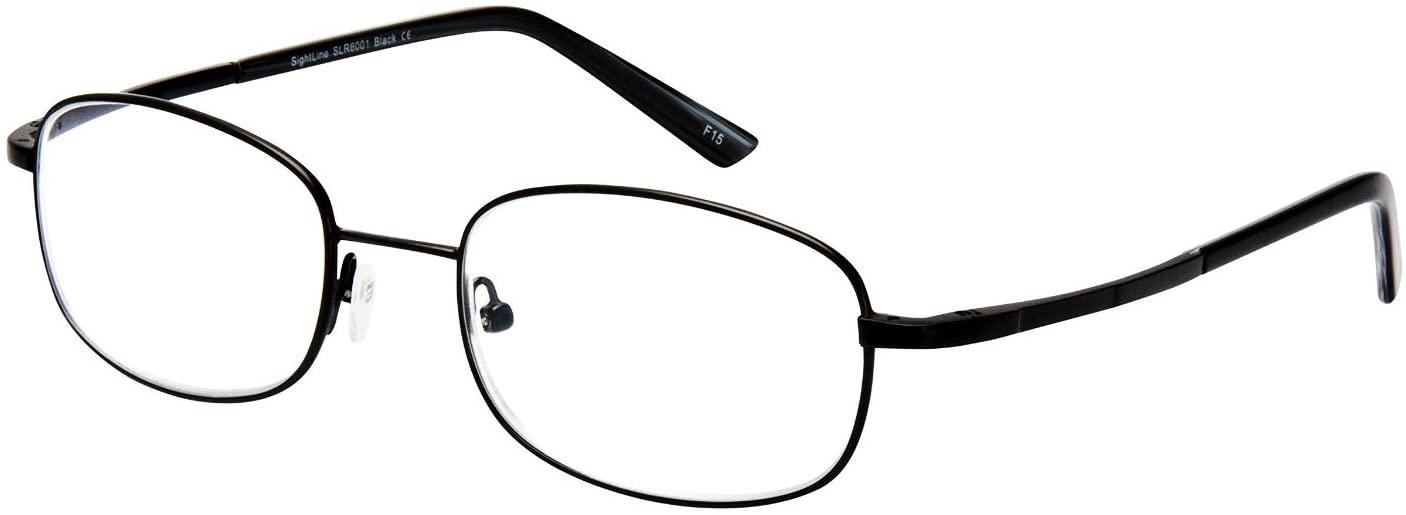Sightline 6001 Progressive Multifocus Reading Glasses (2.50)