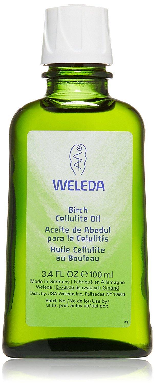 Weleda Birch Cellulite Oil - 100ml/3.4oz