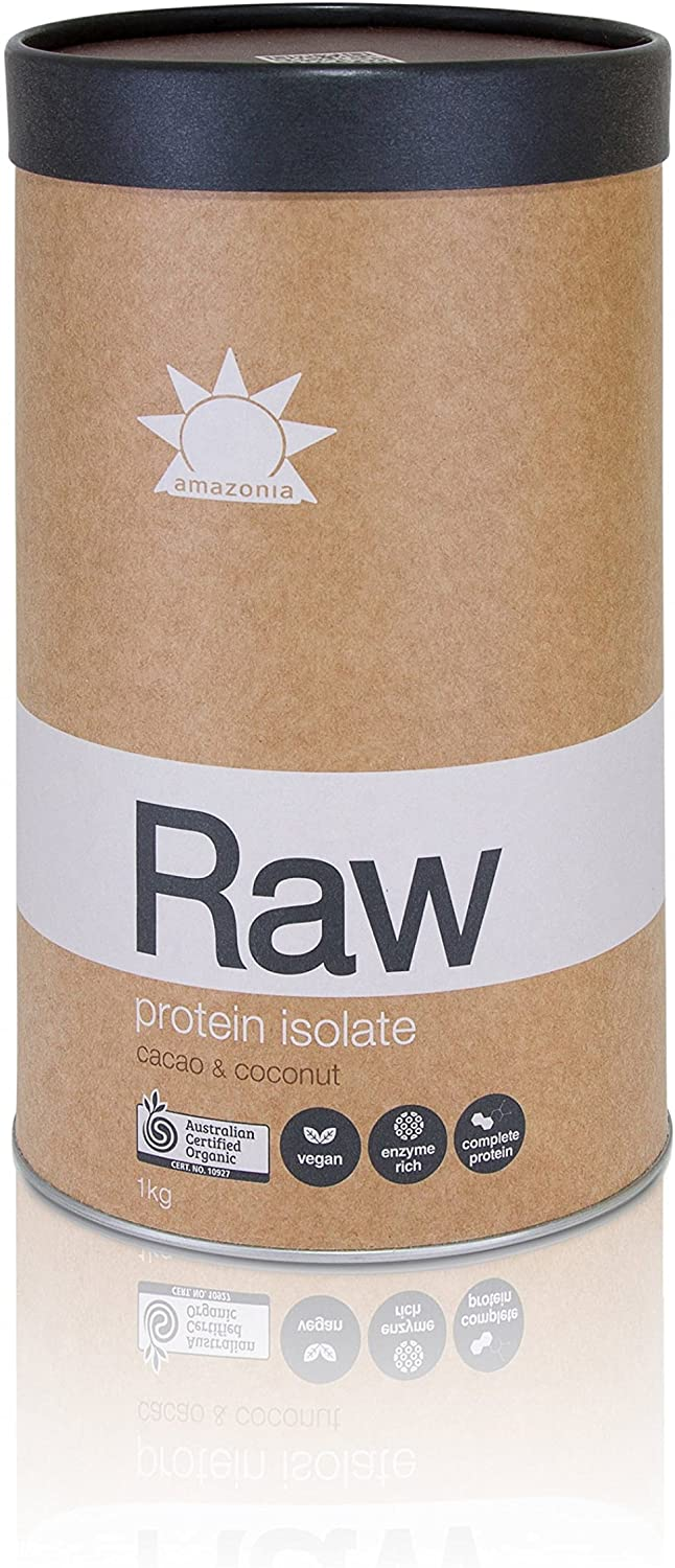DHgateia RAW Vegan Protein Isolate - Cacao & Coconut