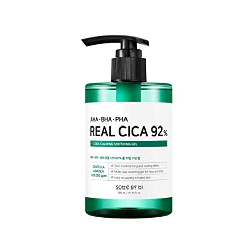 [SOME BY MI] AHA.BHA.PHA Real Cica 92% Cool Calming Soothing Gel 300ml