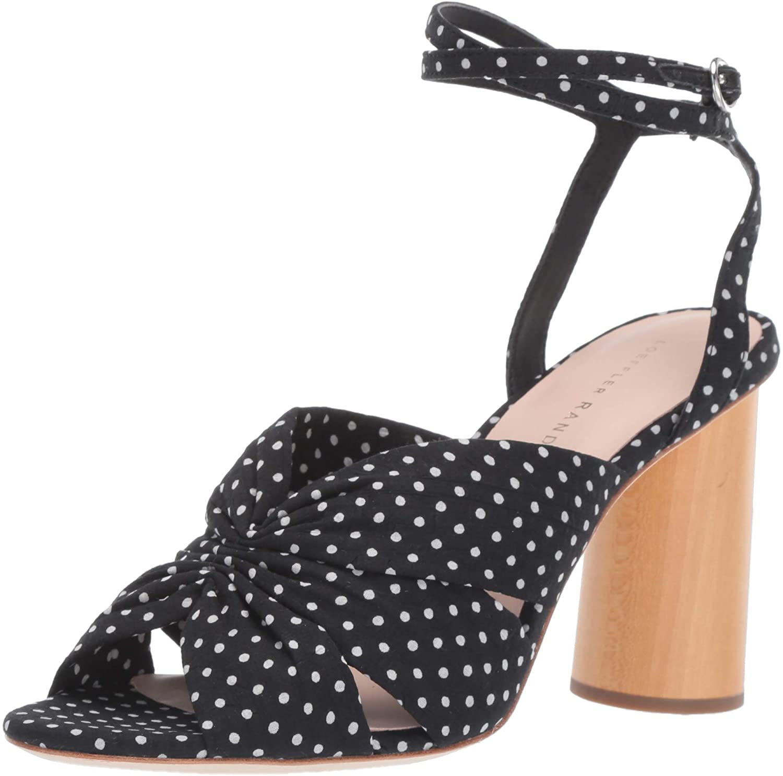 Loeffler Randall Women's Tatiana-ctn Heeled Sandal