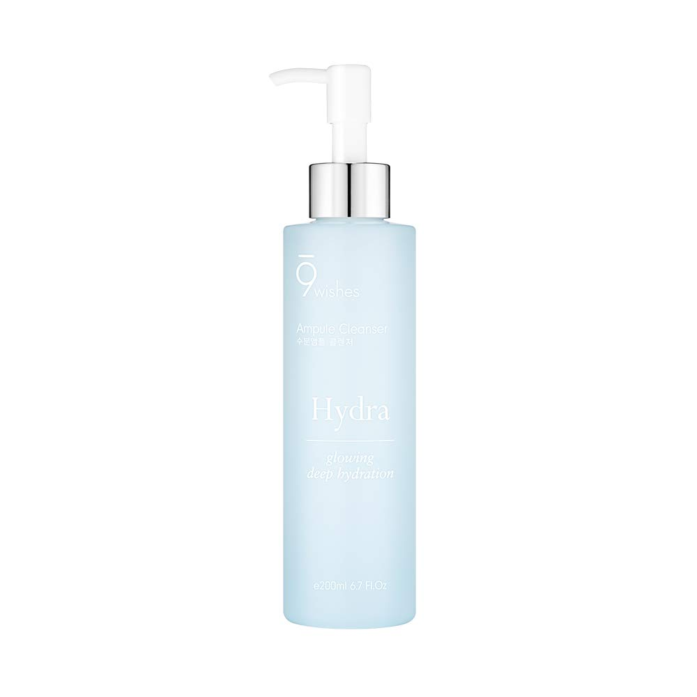 [9wishes] Hydra Cleansing Ampule 6.7 Fl. Oz, e200ml