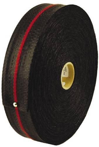 Woven Duct Strap, 1-3/4 in., 300 ft., Black