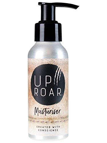 UPROAR Natural Moisturizing Lotion for Men. All Skin Types, Non Greasy, Sensitive, Paraben & Cruelty Free (100ml)
