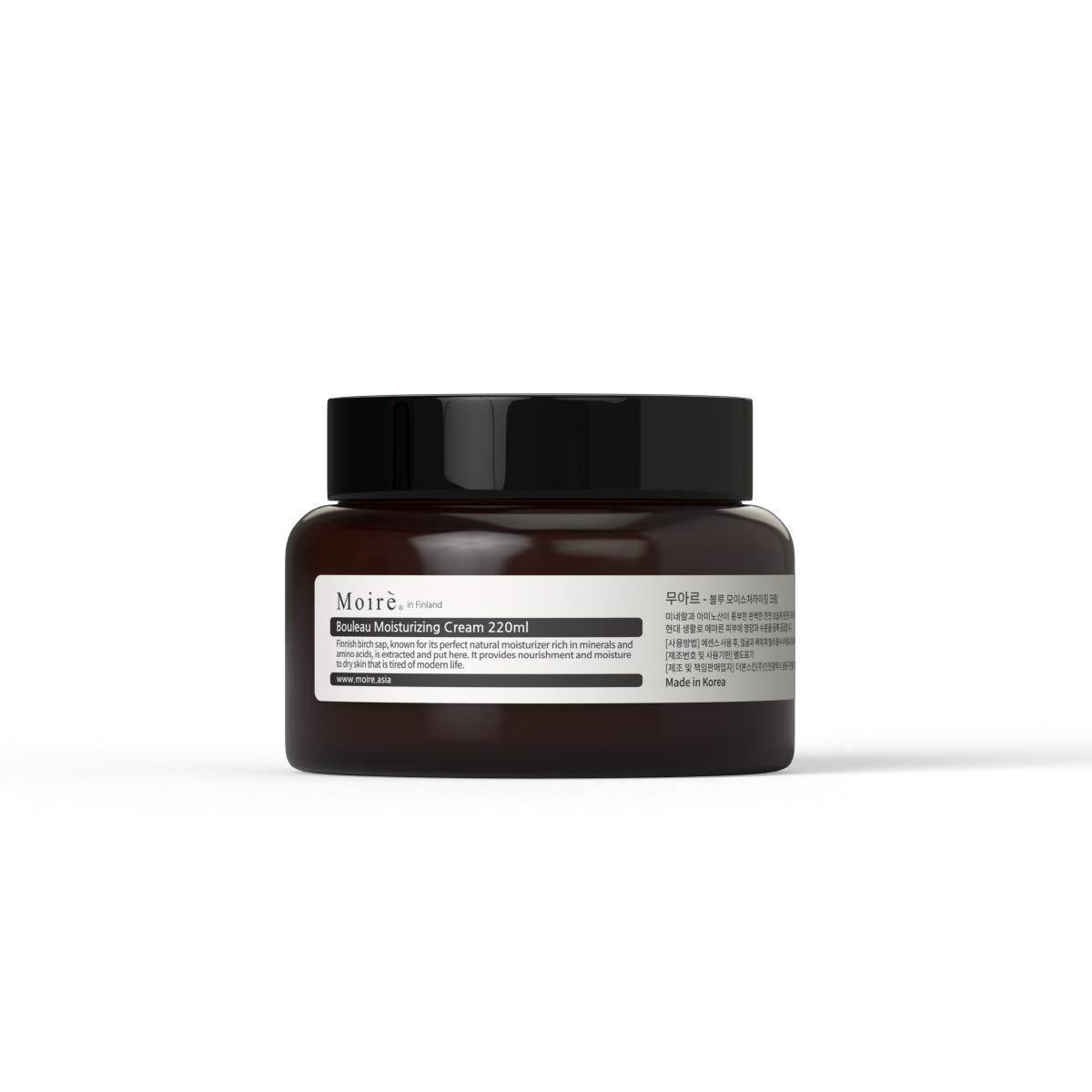 MOIRE Bouleau Moisturizing Cream 7.44 Ounce