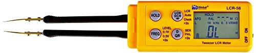 Global Specialties LCR-58 Tweezer LCR Meter