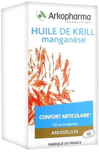 Arkopharma Arkocaps Krill Oil 45 Gel-Caps