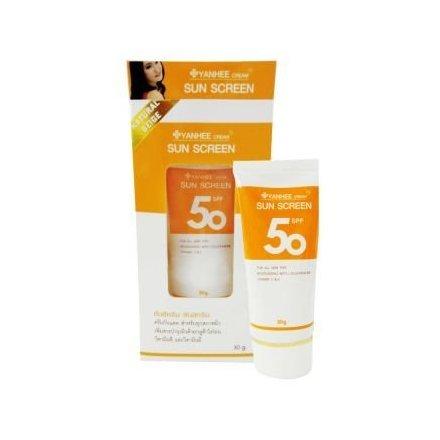 Yanhee Cream Sun Screen For Face Cream SPF 50 PA+++ 30 g.