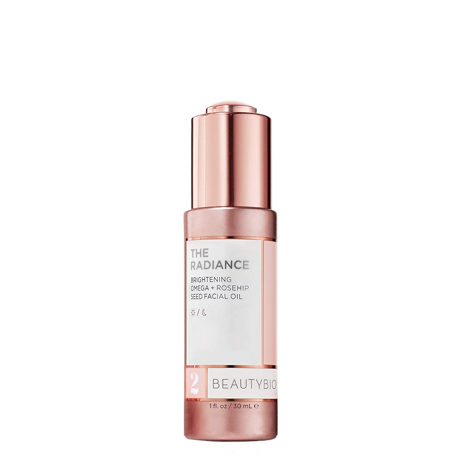 BeautyBio The Radiance Brightening Omega Plus Rosesip Seed Facial Oil