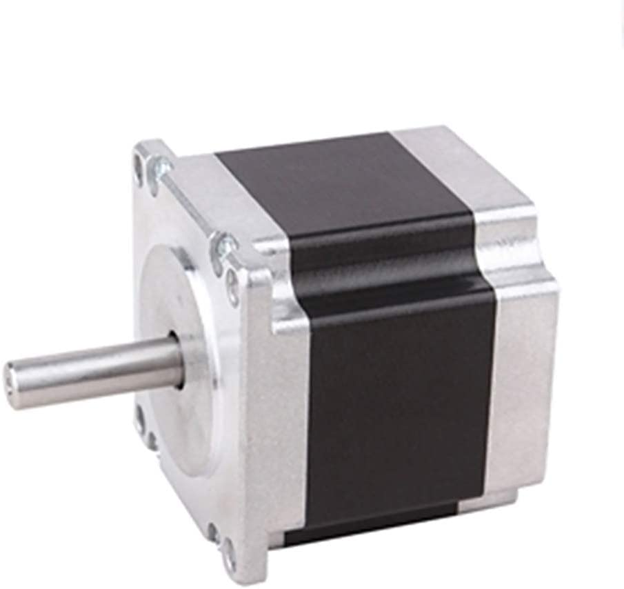 ATO Nema 23 Bipolar Stepper Motor, 3A, 1.8 Degree, 4 Wires, Low Current Nema 23 CNC Stepper Motor