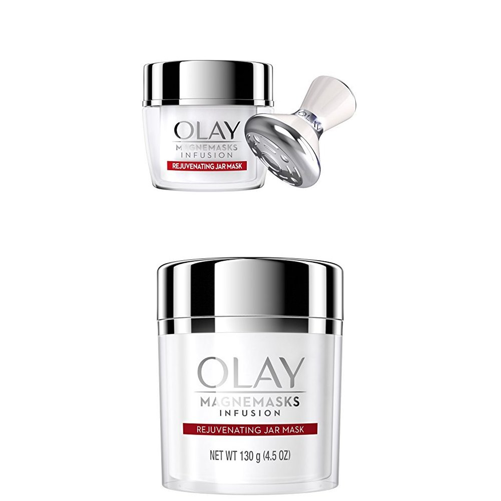 Olay Magnemask Infusion Rejuvenating Facial Mask Starter Kit and Refill
