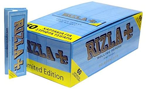 10 Booklets Rizla Ciel Regular Size Cigarette - Tobacco Rolling Papers