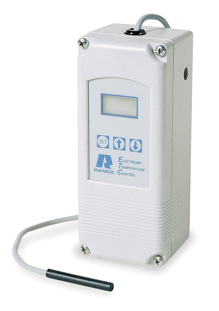 Line Voltage Thermostat, 24VAC, 1 Stage