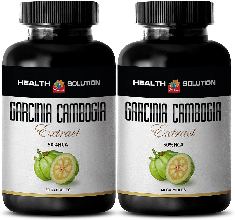 Garcinia cambogia Extract Liquid - Garcinia CAMBOGIA - Help to Improve Mood (2 Bottles)