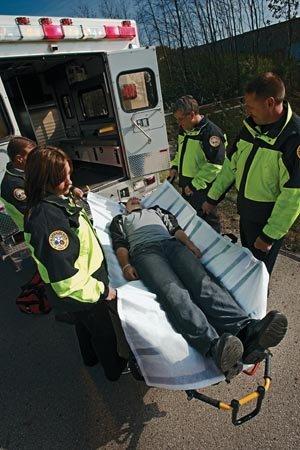 Graham Medical 51926 MegaMover Disposable Transporter 40