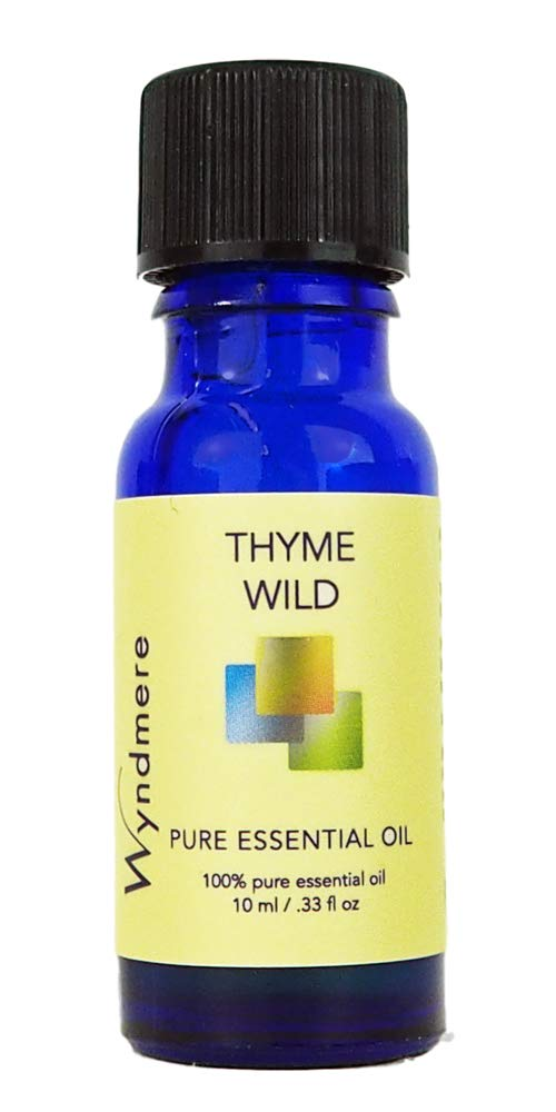 WYNDMERE NATURALS Essential Oil Wild Thyme, 10 ML