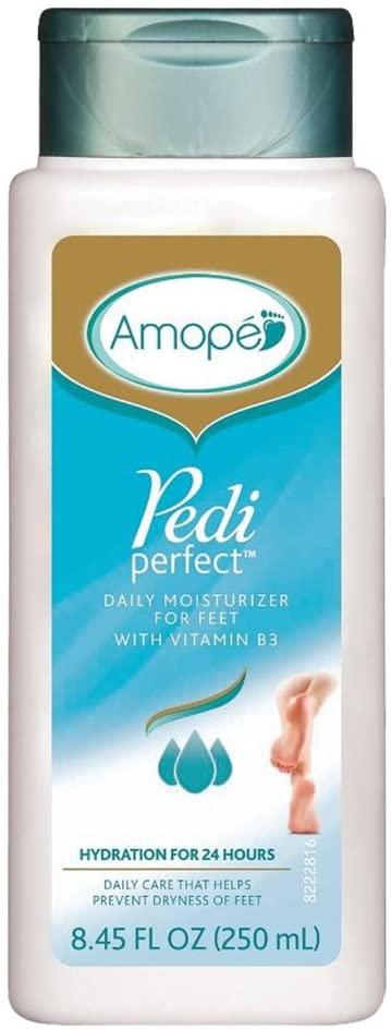 Amope Pedi Perfect Daily Moisturizer, 8.45 fl. Oz.