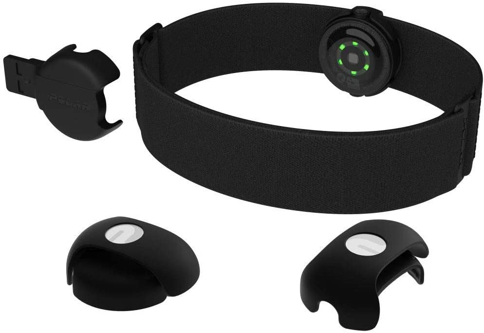 Polar OH1+ Optical Heart Rate Sensor, Bluetooth/ANT+