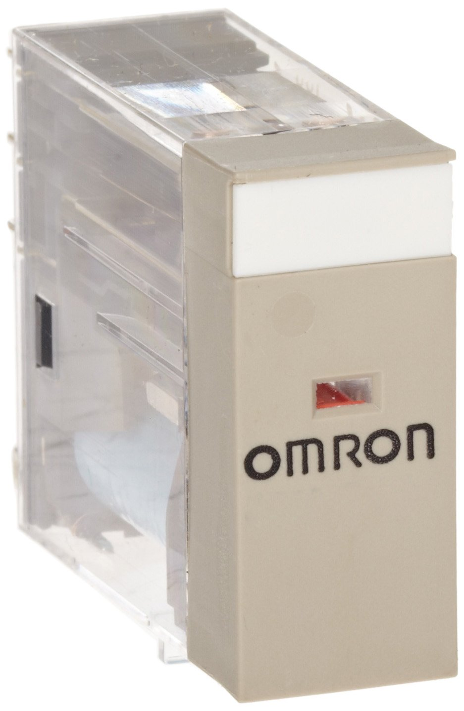 Omron G2R-1-S DC48(S) General Purpose Relay, Plug-In Terminal, Single Pole Double Throw Contacts, 11.4 mA Rated Load Current, 48 VDC Rated Load Voltage