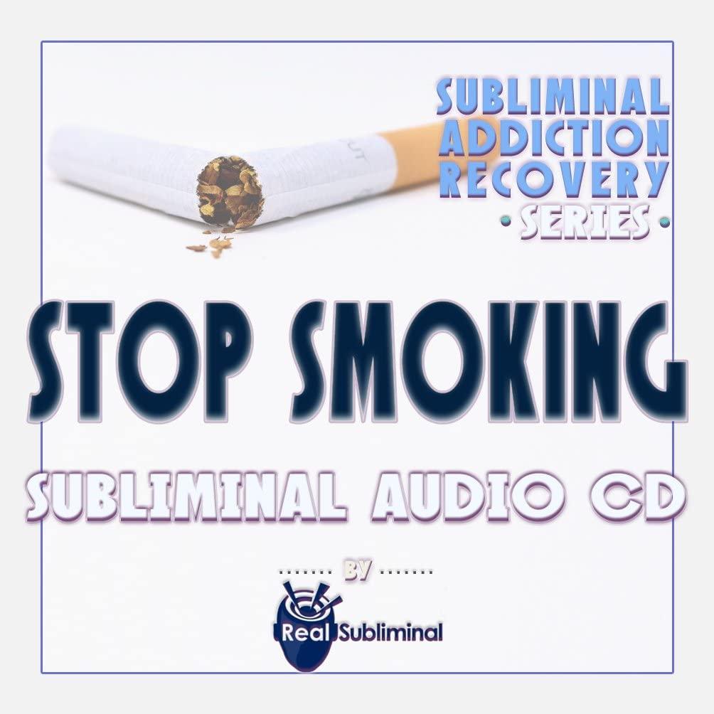 Subliminal Addiction Recovery Series: Stop Smoking Aid Subliminal Audio CD