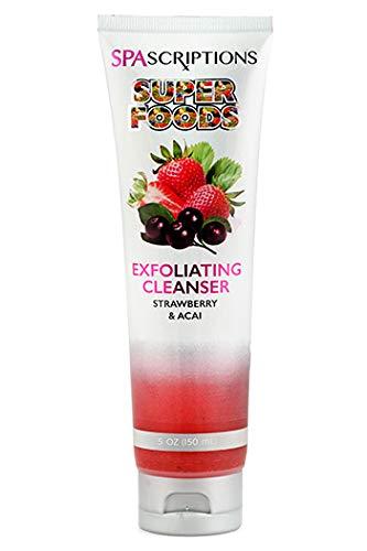 Strawberry & Acai Exfoliating Cleanser