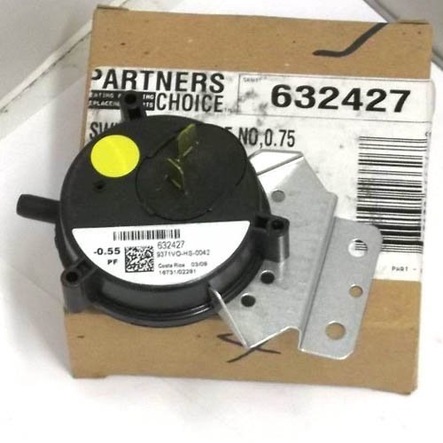 632427 - Frigidaire Furnace Vent Air Pressure Switch - OEM Replacement