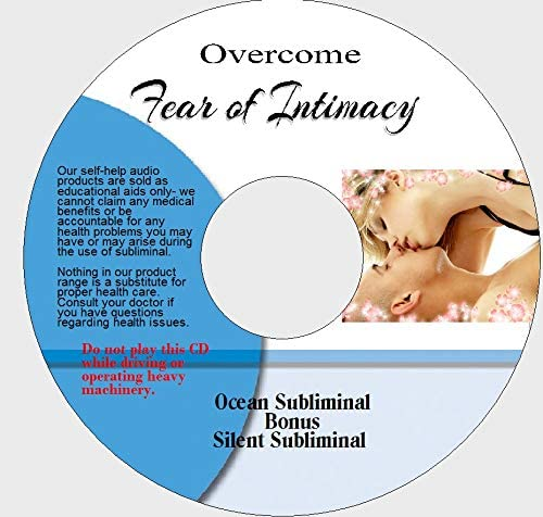 Overcoming The Fear of Intimacy Subliminal CD Ocean Waves Subliminal CD End Fear of Intimacy