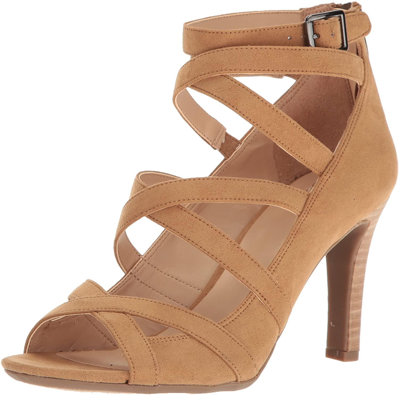 Franco Sarto Women's Quincey Heeled Sandal
