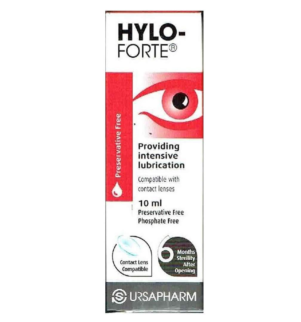 Hylo Forte Eye Drops 10 ml