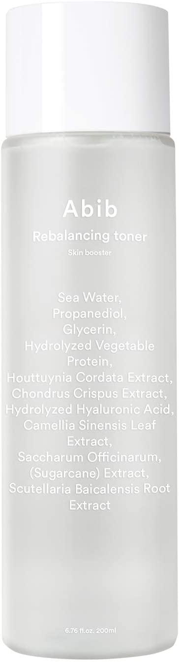 [Abib] Rebalancing Toner Skin Booster 200ml