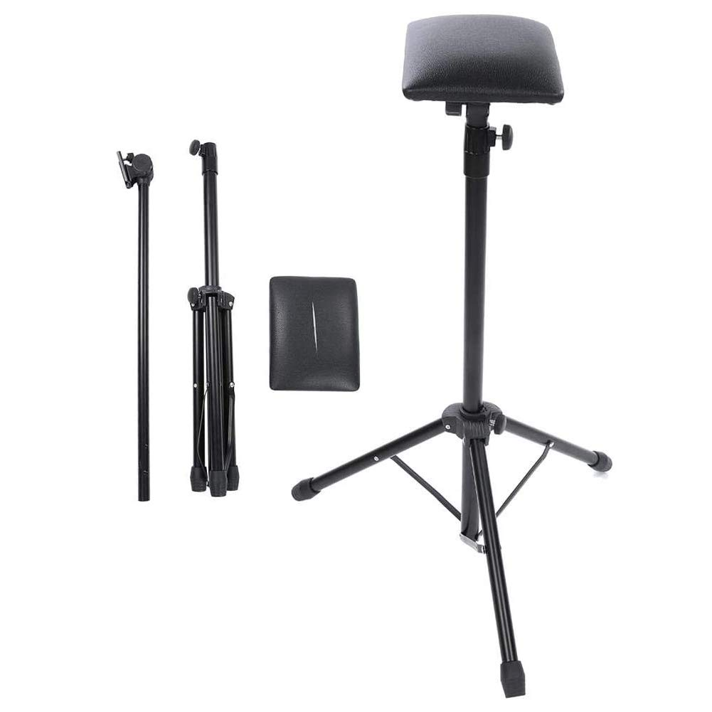 Tattoo Armrest Tripod Stand, Soft Thick Tattoo Arm Rest, with Soft Sponge Pad Any Tattoo Work For Arms, Legs And Feet Rest When Tattooing