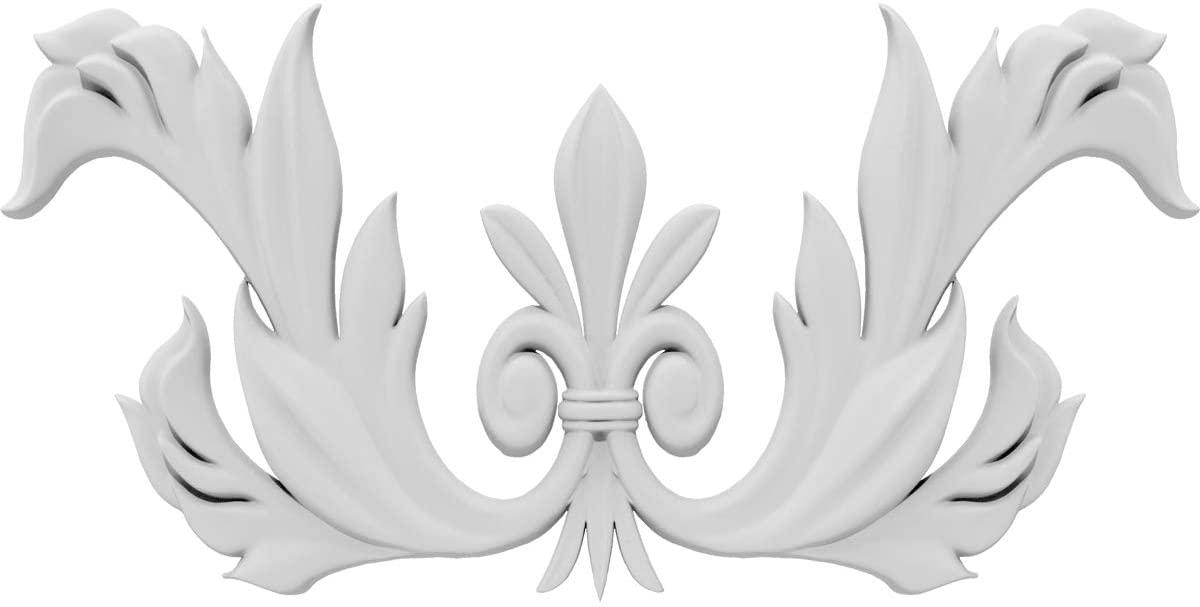 Ekena Millwork APLC090X045VRNUF Applique, White
