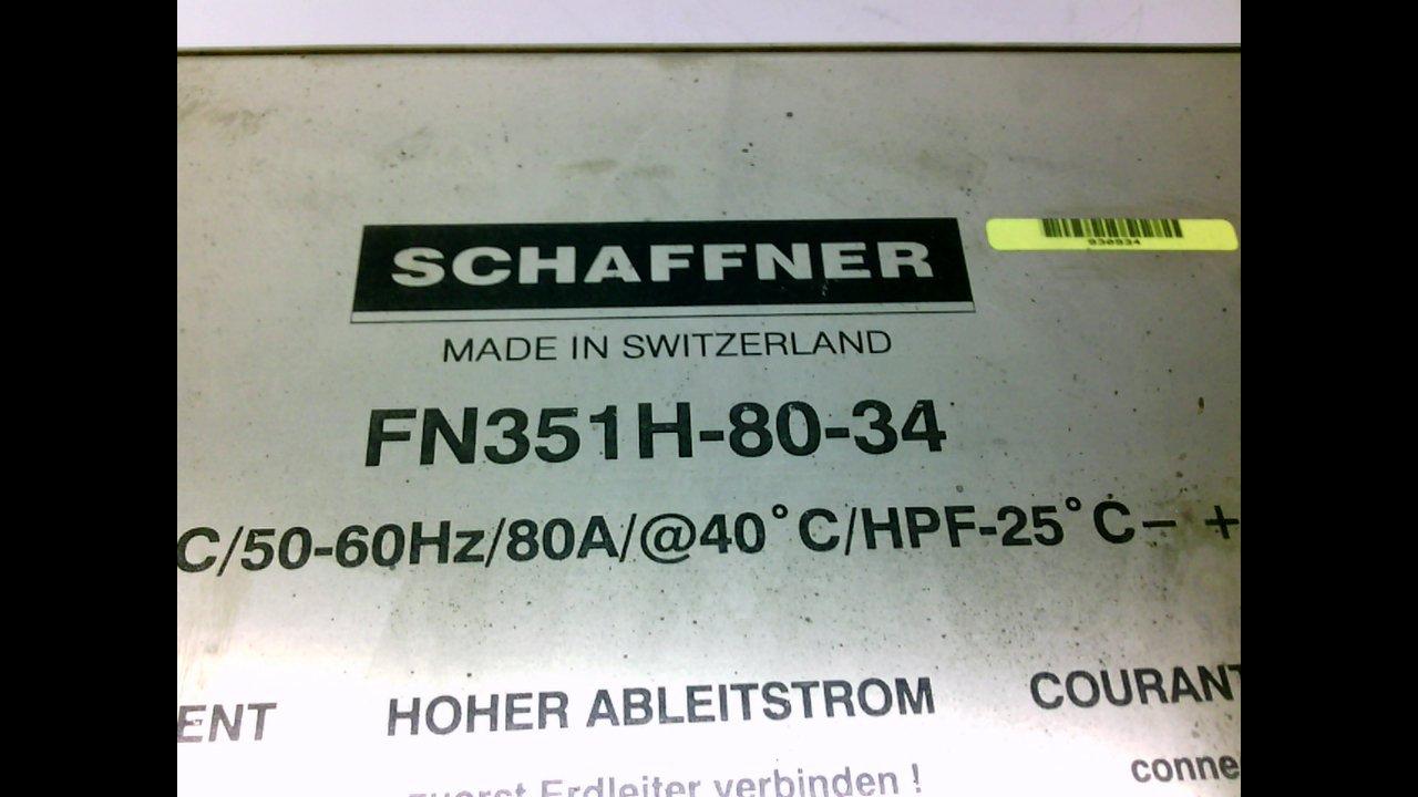 Power Line Filters 80A SFTY TERM BLOCK HI-POWER FLTR/DRIVES