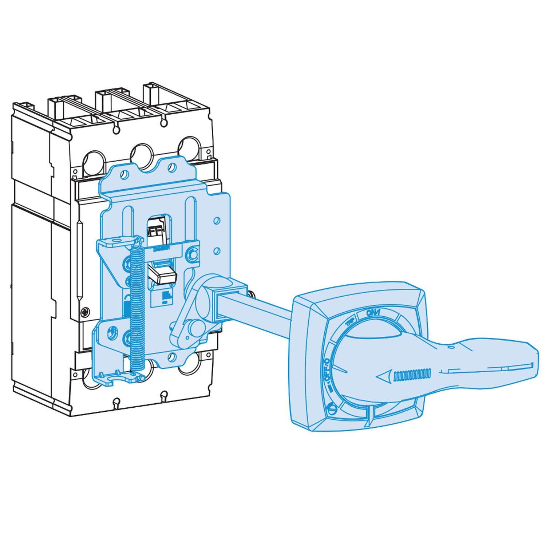 ASI EHU3-12 MCCB Disconnect Handle