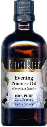 Evening Primrose Oil - 100% Pure, Cold Pressed (3.40 fl oz, ZIN: 428133)