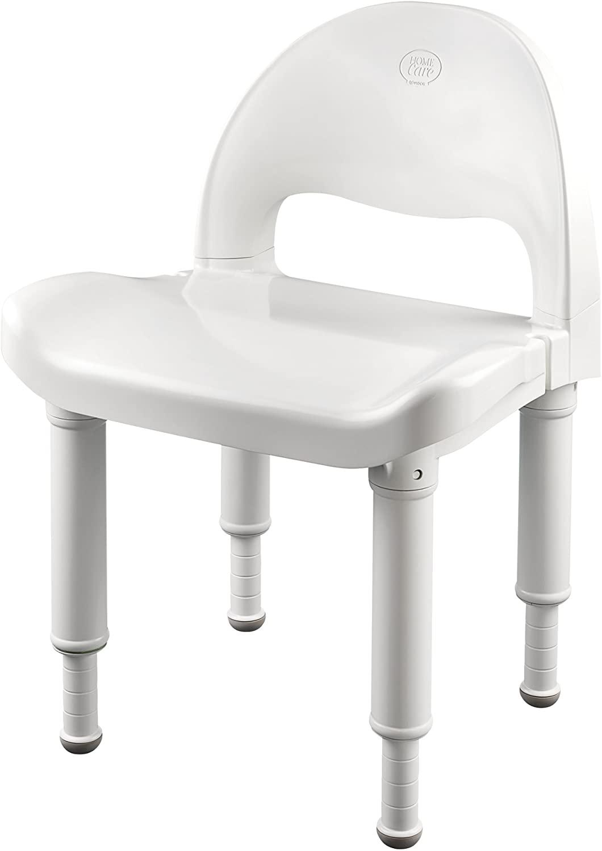 Moen DN7064 Bath Safety Shower Chair, Glacier