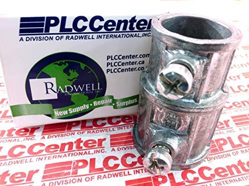 HALEX ADALET ECM 34-1 Conduit Reducer ZINC 7/8 to 11/16 APPROXIMATE