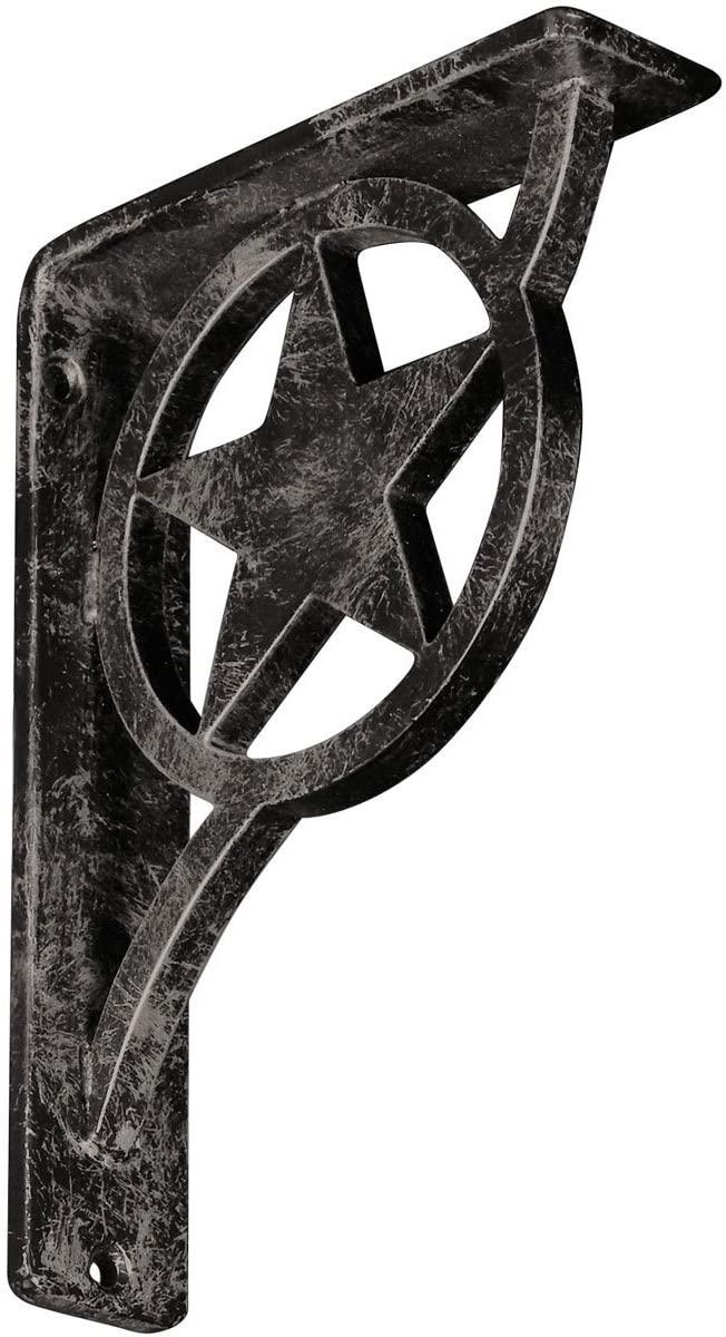 Ekena Millwork BKTM01X05X08SAUAWS Metal Bracket, 1 1/2