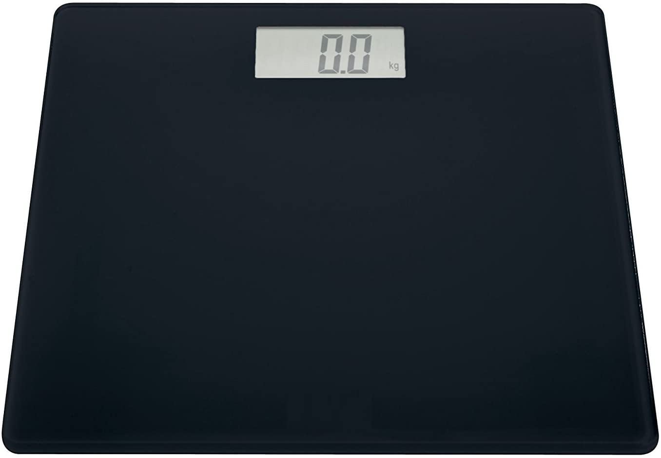 Precision Digital Bath Scale (400 Lbs Edition), in Tempered Glass with Step-on Activation