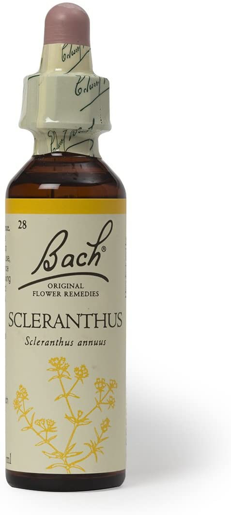 Bach Original Flower Remedies - Scleranthus 20ml