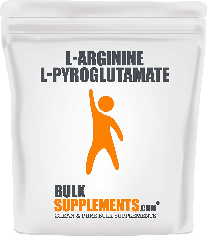 BulkSupplements L-Arginine L-Pyroglutamate Powder (250 Grams)