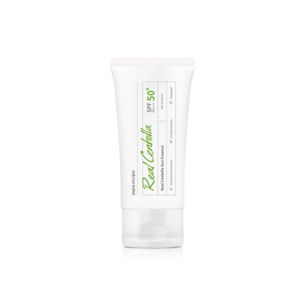 Real Centella Sun Essence Sunscreen 50ml / 1.69 fl.oz | SPA50+ PA++++ | Physical Sunscreen for Sensitive Skin