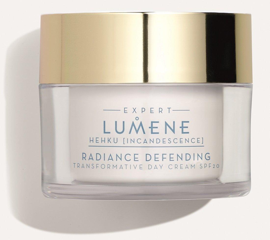 Lumene Henku [Incandescence] Expert Radiance Defending Transformative Day Cream SPF20-50 ml / 1.7 Fl.Oz.